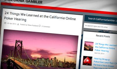 PokerStars Hearing Nevada Online Poker News Update