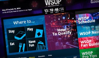 WSOP online poker preview