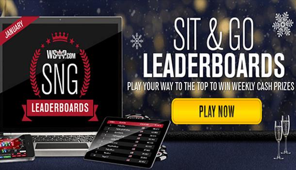 WSOP SNG Leaderboards