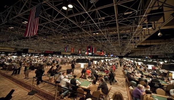 WSOP Main floor
