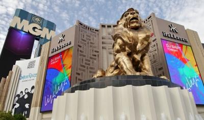 MGM Casino Frogger Konami game