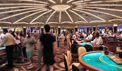 Nevada gambling casino revenue