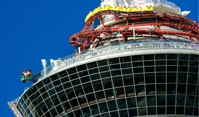 top of Stratosphere Casino