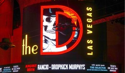 The D casino in Las Vegas