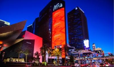 Aria Casino in Las Vegas