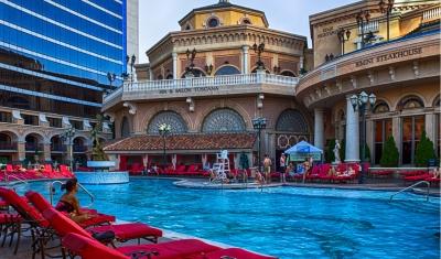 Peppermill Casino pool