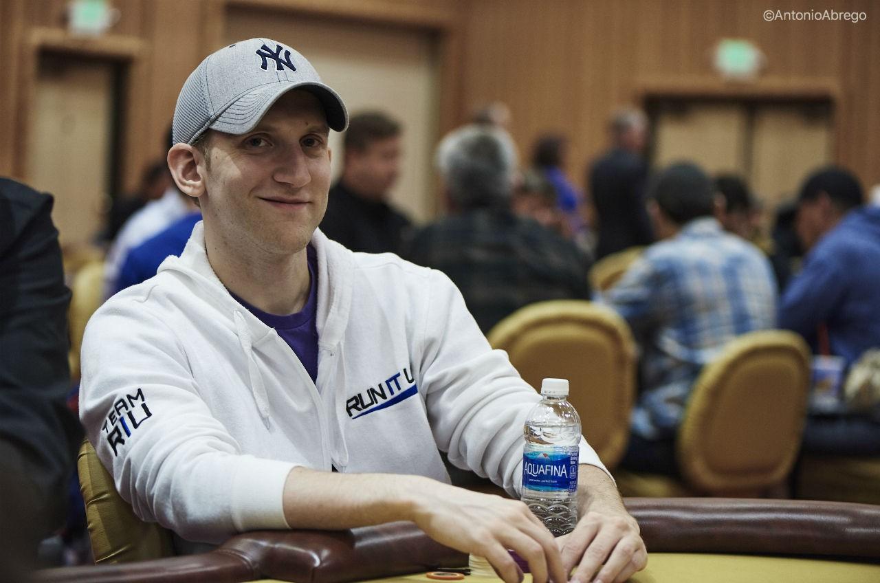 poker player Jason Somerville