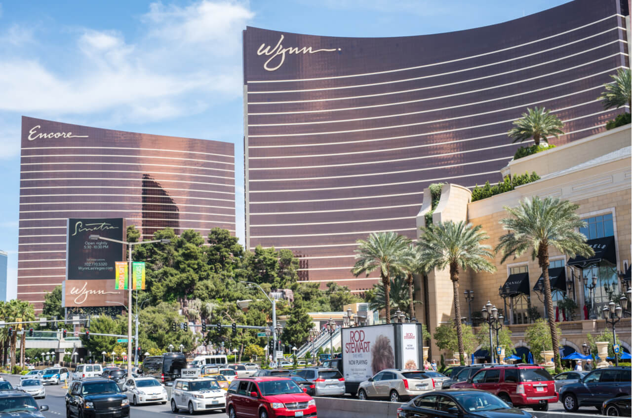 Wynn and Encore casinos in Las Vegas