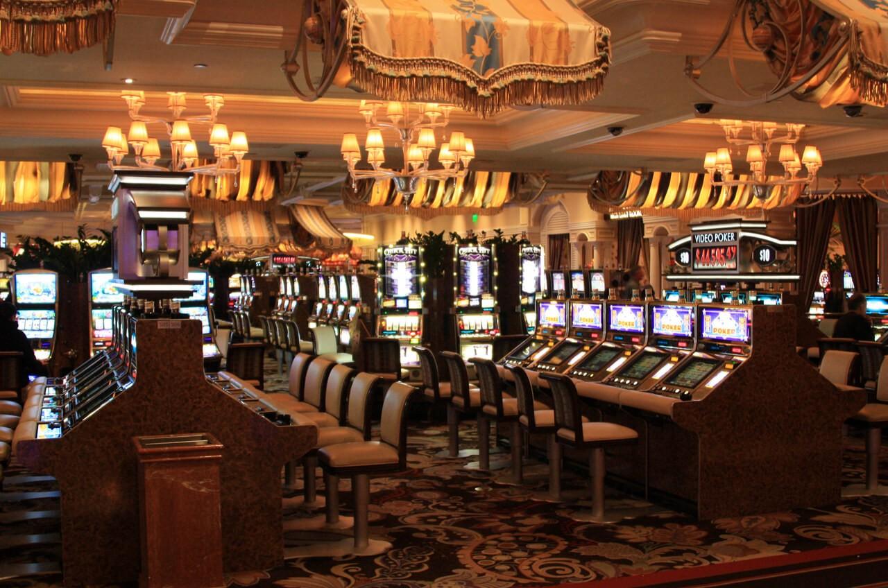 nevada slot machine