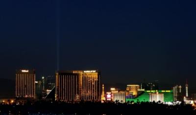 Las Vegas casino closed open