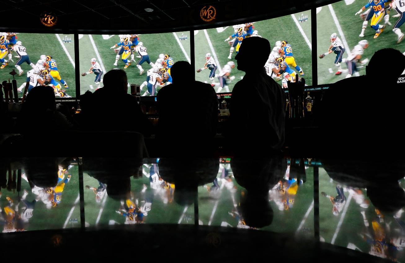 Super Bowl Vegas 2020 Watch Parties